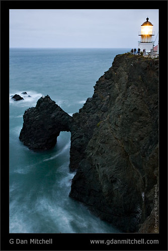 Evening, Point Bonita Lighthouse | by G Dan Mitchell