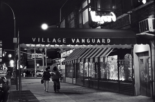 The Village Vanguard at night | by Tom Marcello