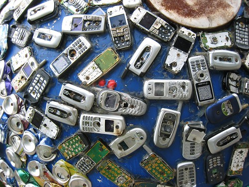 Recycle Phones? | by cogdogblog