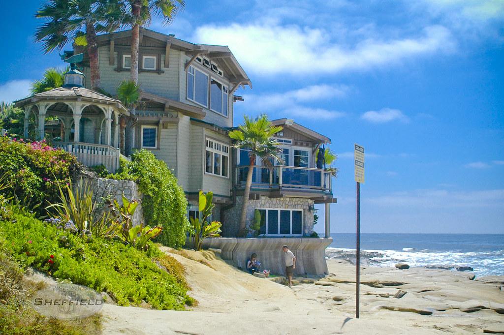 Dream home on beach