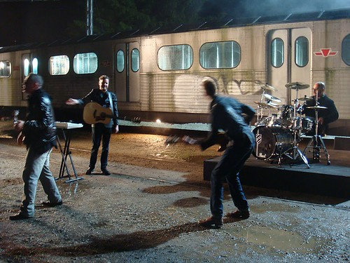 """Every Subway Car"" Video Shoot-20 