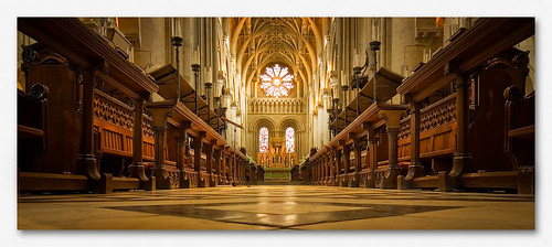 Christ Church Cathedral, Oxford | by alanlake