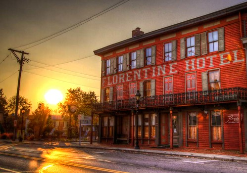 Florentine Hotel, Germantown OH | by Chris Salmon Photo