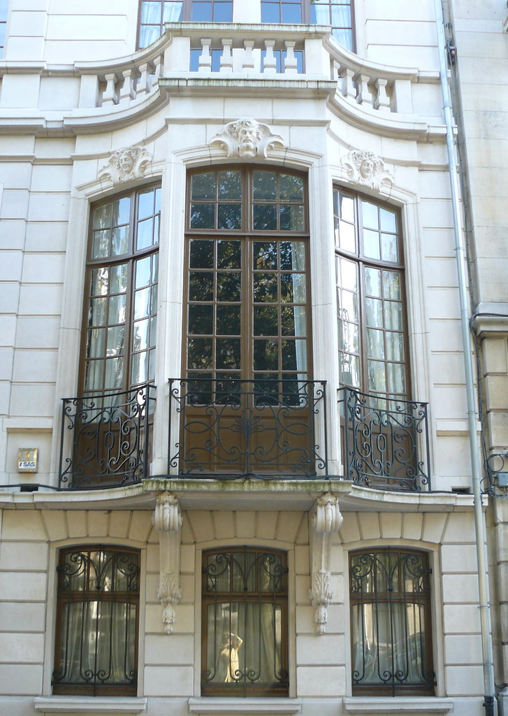 Bruxelles (Belgique), Ixelles, rue Louis Lepoutre 44: mais… | Flickr