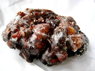 Britton's Gourmet Bakery Apple Fritter | by Adam Kuban