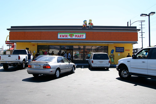 Burbank Kwik-E-Mart | by unsure shot