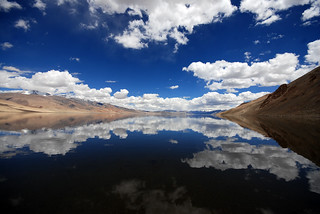 Tso Moriri Lake | by Prabhu B Doss