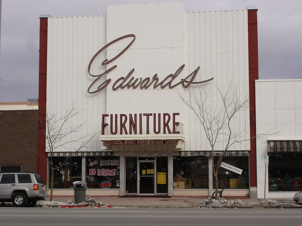 ... Edwards Furniture, Logan, UT (day) | By Samwibatt