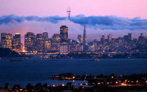 SF skyline | by angeloangelo