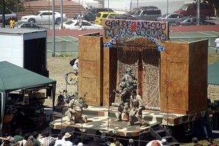 San Francisco Mime Troupe July 4th opening | by Steve Rhodes