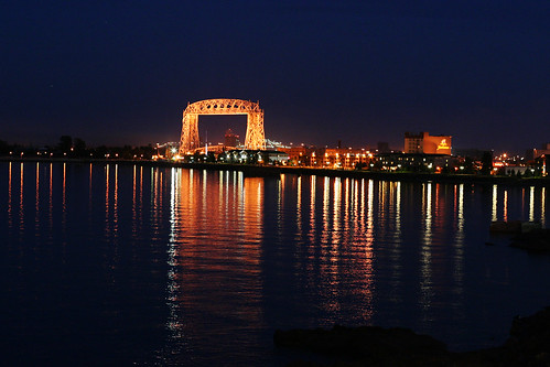 Duluth at Night | by lopolis