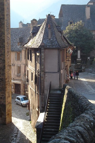 Conques | by anne marie bouyssou