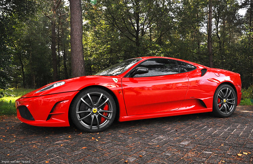 Scuderia in the woods | by JespervdN