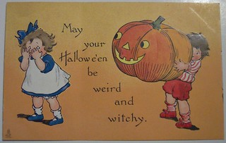 Vintage Halloween Postcard Tuck series No 188 | by riptheskull