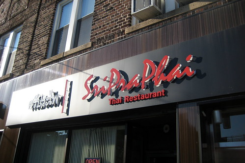 Thai Restaurant Manhattan Ave