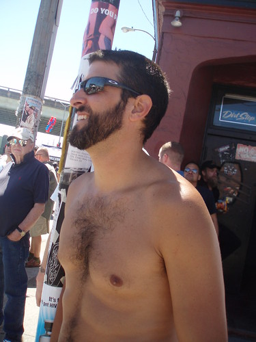 2007 BEAR FAIR...damn sexy bear hunk (safe photo) | by addadada