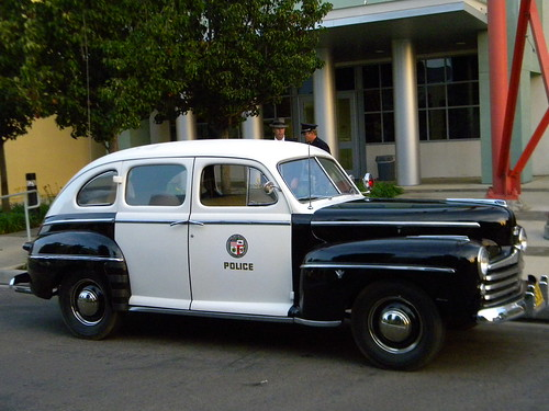 Lapd west valley old school style pic ray axe flickr for West valley motor vehicle