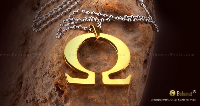 God Of War Omega Symbol Necklace C Photo0002 Flickr