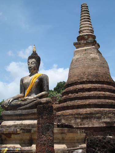 Sukhothai - Old City  Nathan Anderson  Flickr