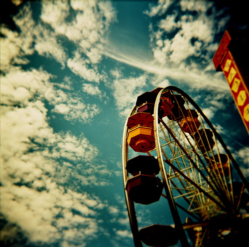 all the fun of holga | by microabi