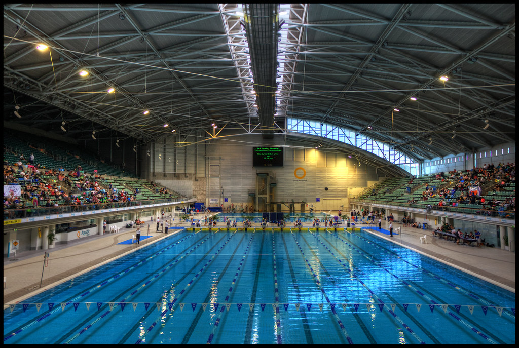 Sydney Olympic Park Aquatic Centre 1