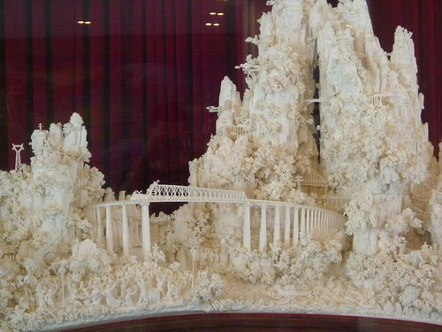 Ivory Carving Gift from China, presented to the United Nations | by Rob Young