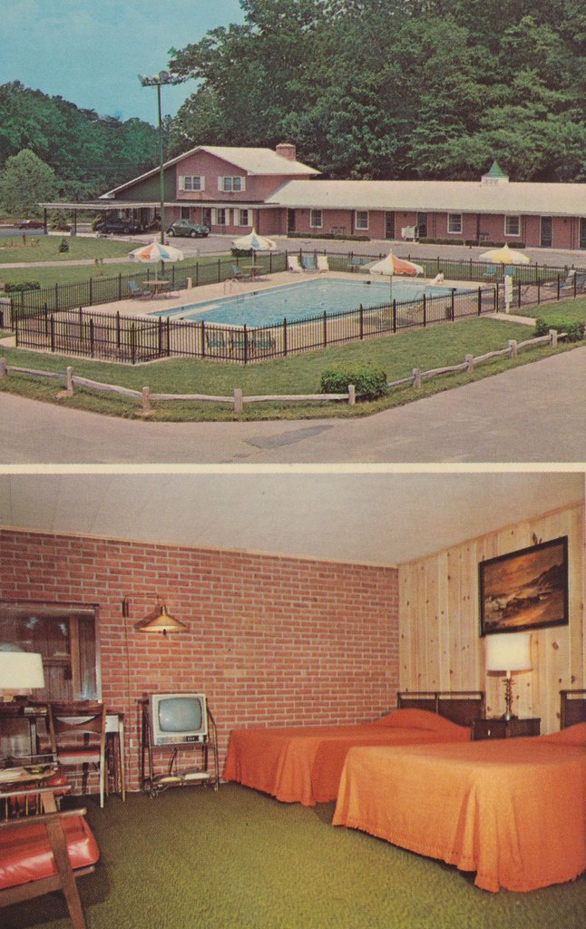 Forest Motel - Ellicott City, Maryland