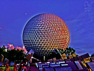 EPCOT by night | by CL Photographs