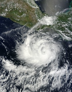 NASA Sees Tropical Storm Darby (05E) off Mexico | by NASA Goddard Photo and Video