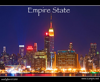 Empire State Building, New York | by iCamPix.Net