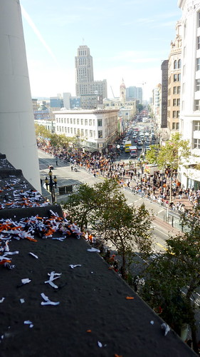 SF Giants Parade | by davitydave