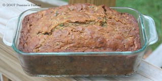Zucchini Bread | by Dianne's Dishes