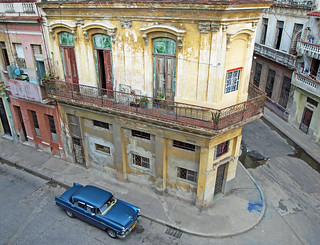 Street and old American car, Havana | by Exodus Travels - Reset your compass