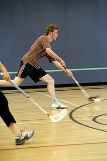BC Floorball Tournament | by Kris Krug