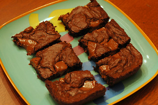 Reese's brownies | by The Deutsch Girl