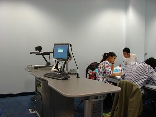 University Birmingham Room Sizes Law Moot Room