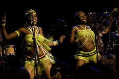 Femi Kuti, Paradise Rock Club, 07.08.07 | by Nevie Nump