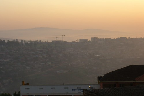 kigali sunrise | by parsons.peggy