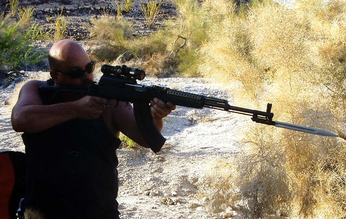Mike Russian SKS Picacho | by whatmap@sbcglobal.net