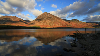 October at Crummock Water | by lakeslover2010