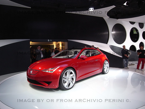 Seat Ibe Paris 2010 Read More On Auto Design Photo By O Flickr