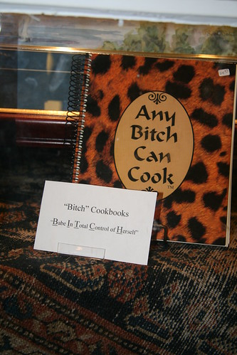 Any Bitch Can Cook | by @HandstandSam
