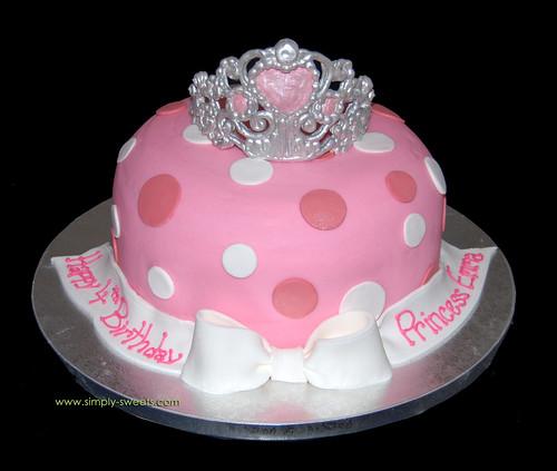 Princess Tiara Cake Pan