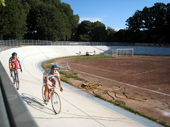 Velodrome in Florence Park | by chadrwest
