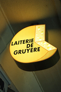 laiterie de gruyere | by David Lebovitz