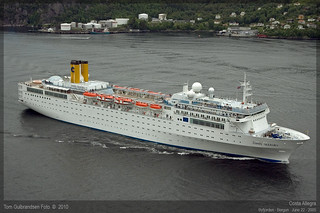 Costa Allegra | by Aviation & Maritime