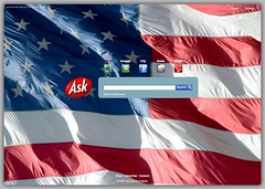 Ask.com July 4th | by rustybrick