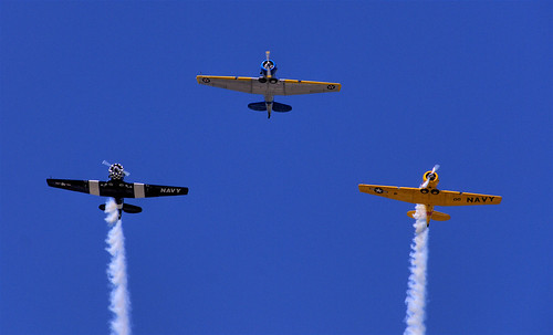 Vintage Airplanes | by Thad Roan - Bridgepix