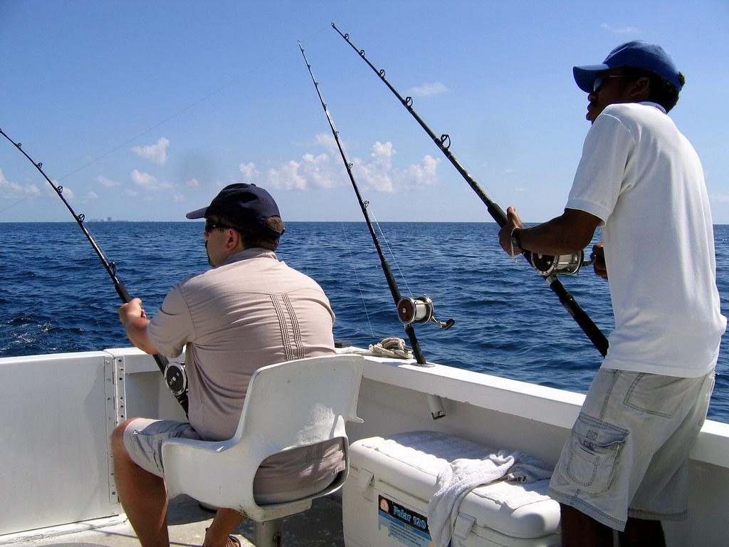 Fishing off puerto morelos flickr for Puerto morelos fishing