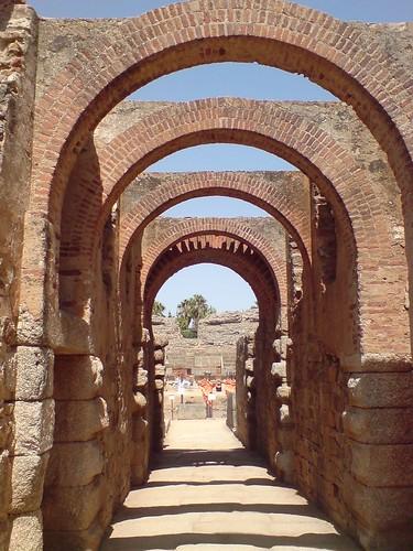 Boda Teatro Romano Merida : Teatro romano de mérida astrorbital flickr